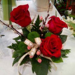ramo de rosas en granollers