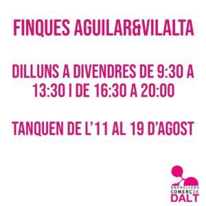 Finques Aguilar Vilalta Granollers