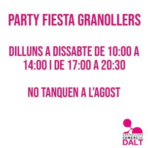 Party Fiesta Granollers
