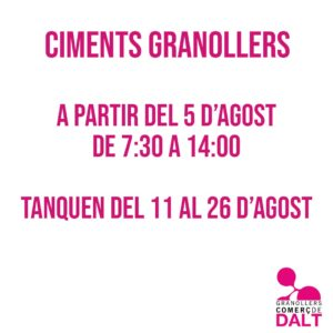 Ciments Granollers