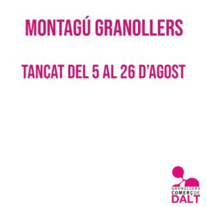 Montagú Granollers