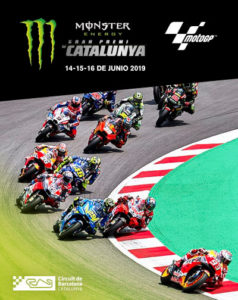 Moto GP 2019 Catalunya