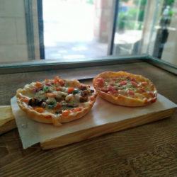 mini pizzas argentinas granollers+