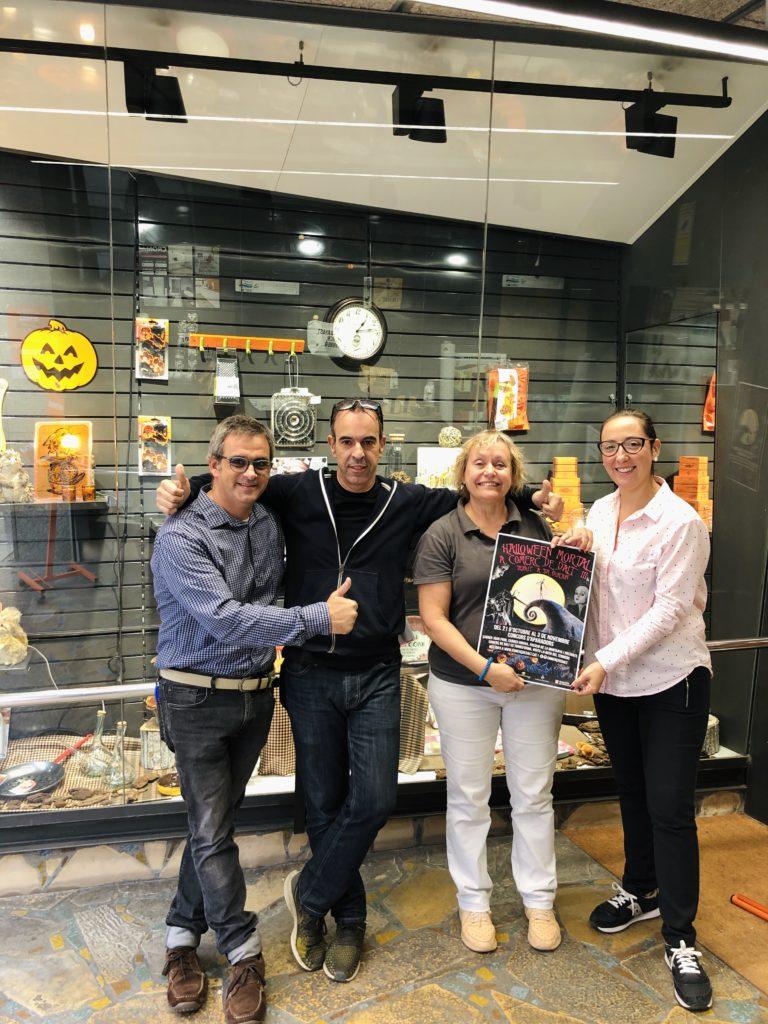 Veredicte concurs Halloween Comerç de Dalt 2019