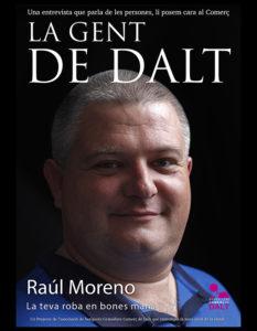 Raul Moreno de Tintoreria Miracles