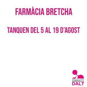 Farmàcia Bretcha Granollers