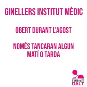 Ginellers Granollers