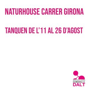 Naturhouse Granollers