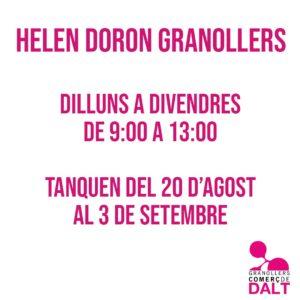 Helen Doron Granollers