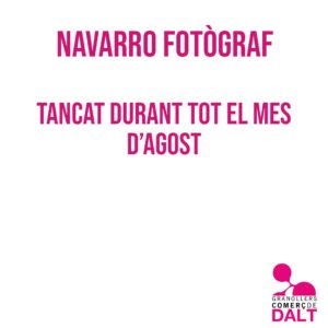 Navarro Fotògraf Granollers
