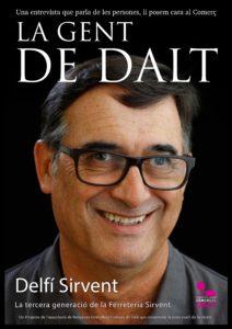 La Gent de Dalt entrevista a Delfi Sirvent
