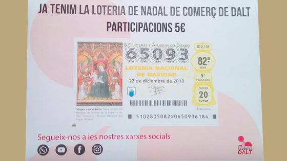 loteria nadal granollers
