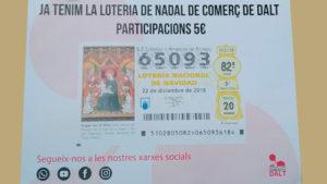 loteria nadal granollers 2018