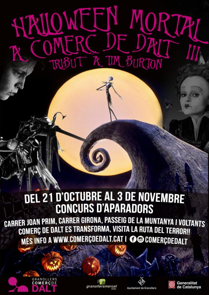 Concurs Halloween Comerç de Dalt 2019