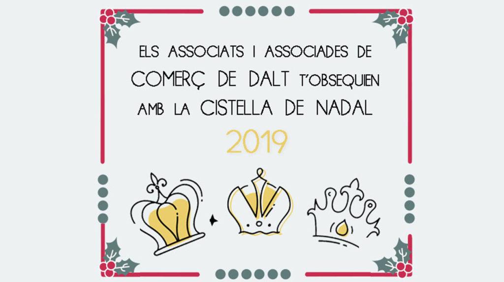 Cistella de Nadal 2019