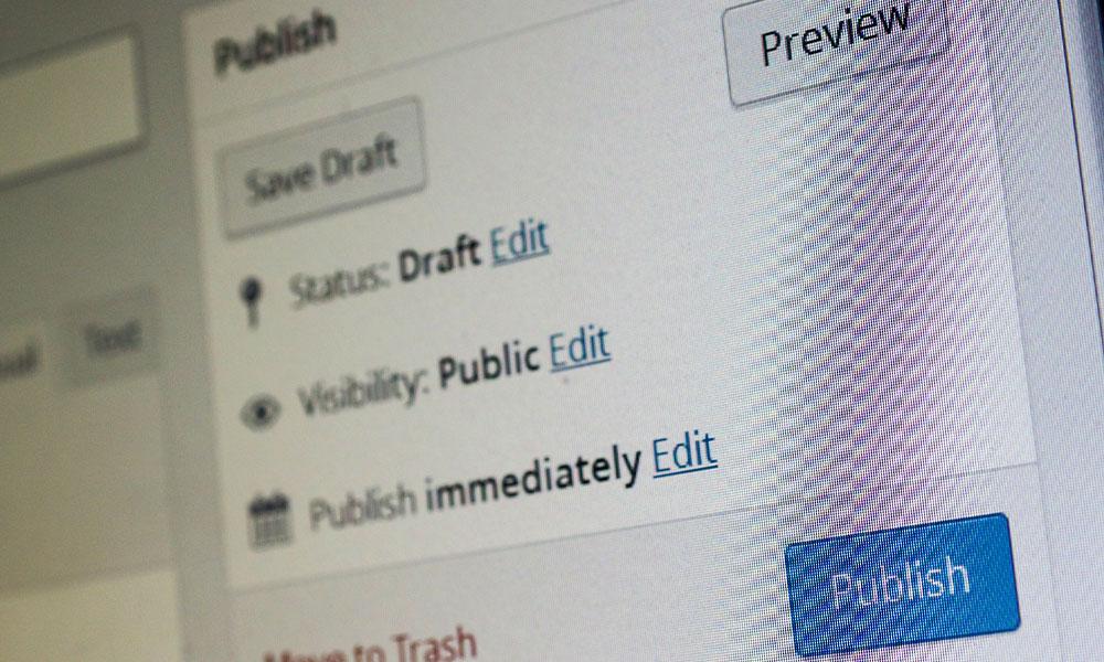 gestionar les publicacions de les teves xarxes socials